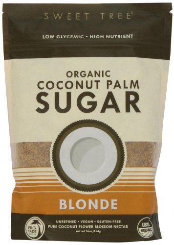 Farms Tree Big Coconut (Big Tree Farms Sweet Tree Organic Coconut Palm Sugar Blonde -- 16 oz (pack of 2).)