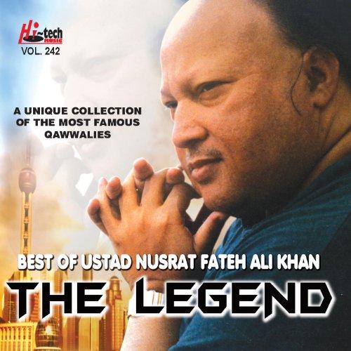 Best Of Ustad Nusrat Fateh Ali Khan (The Legend) Vol. 242