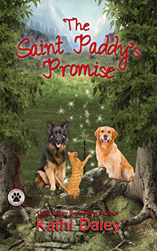 The Saint Paddy's Promise: A Cozy Mystery (A Tess and Tilly Cozy Mystery Book 6) by [Daley, Kathi]