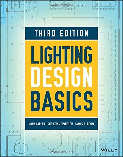 Lighting Design Basics (Design Lighting By Marks)