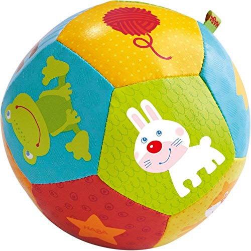 - HABA Baby Ball Animal Friends 4.5