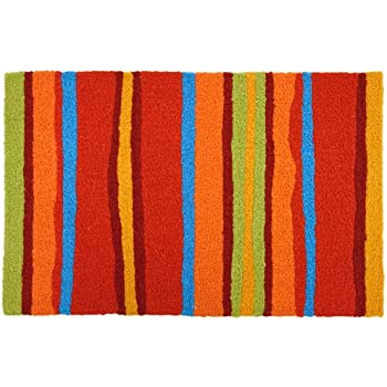Amazon Com Jellybean Area Accent Rug Red Hot Chili