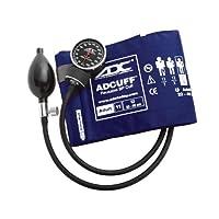 ADC Diagnostix 720 Pocket Aneroid Sphygmomanometer with Adcuff Nylon Blood Pressure...