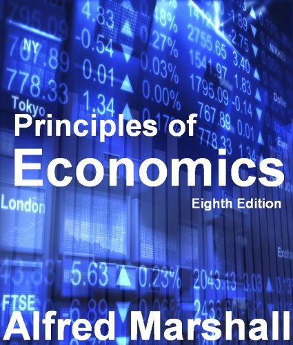 Principles of Economics (Alfred Marshall Theory Of Demand And Supply)