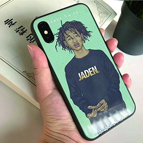4000013874731 Inspired by jaden smith Phone Case Compatible With Iphone 7 XR 6s Plus 6 X 8 9 Cases XS Max Clear Iphones Cases High Quality TPU Comes Boom Kirate Jada Poster Cd Summertime