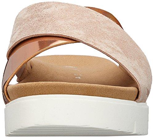 Gabor Ladies Comfort Sport Sandali Con Cinturini Multicolore (rame)