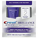 Crest 3D White Brilliance + Whitening Two-step