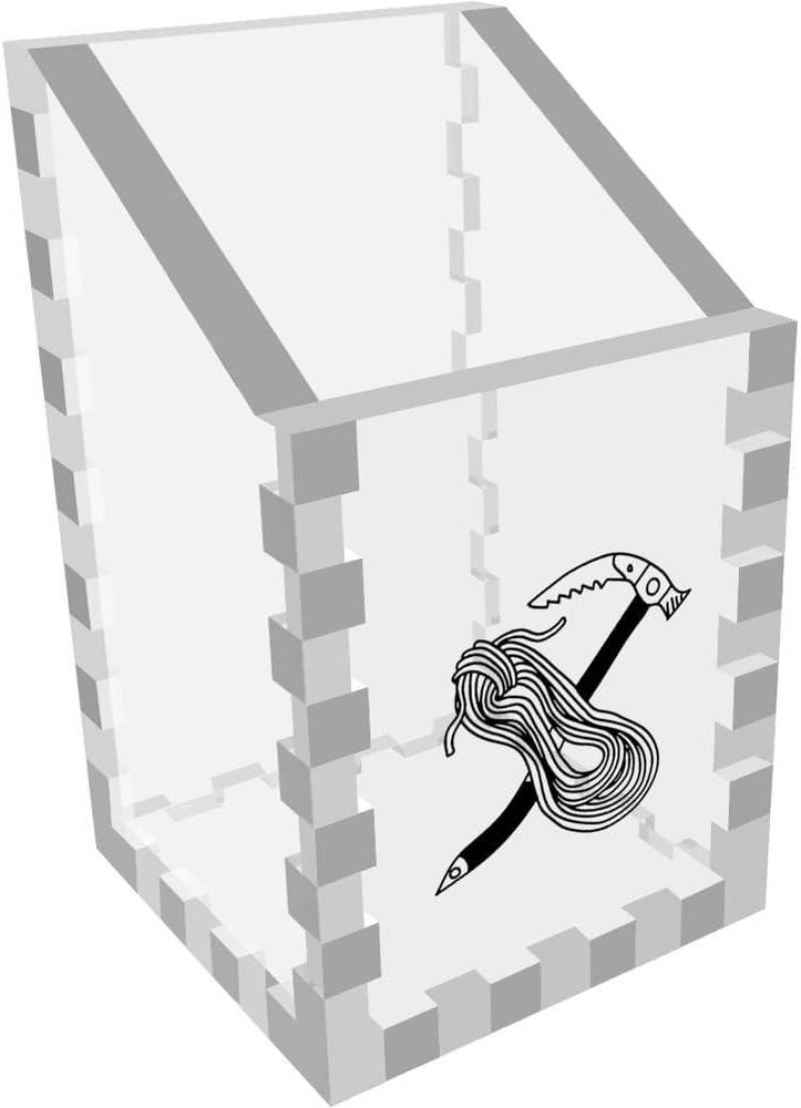 Azeeda /Équipement descalade Clair Pot /à Crayons DT00059231