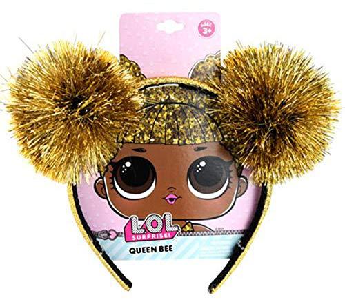 OL LOL Queen Bee Tinsel Pom