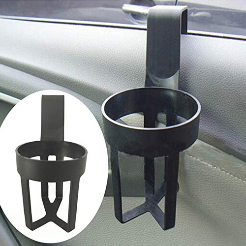 ouying1418 Universal Car Drinks Cup Bottle Can Holder Door Mount Cup Holder Stand