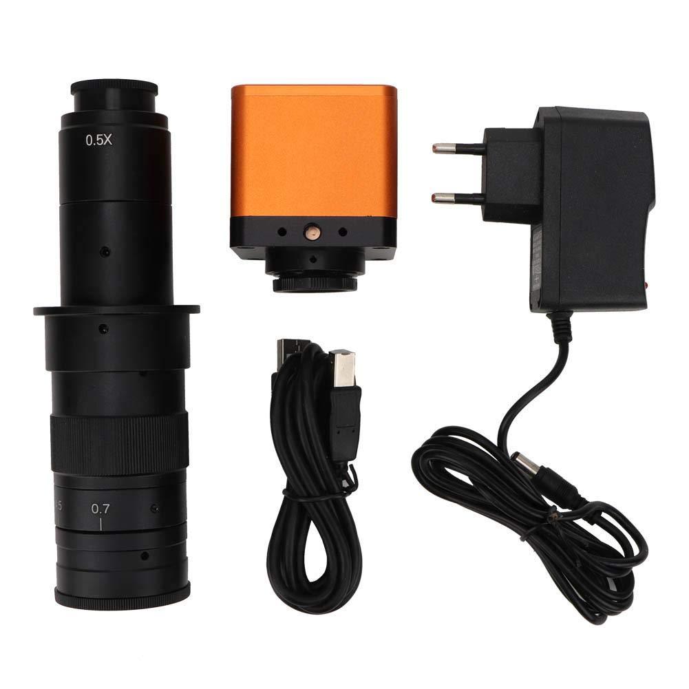 Taidda Cámara de microscopio, práctica Durable 34mp HDMI Cámara de ...