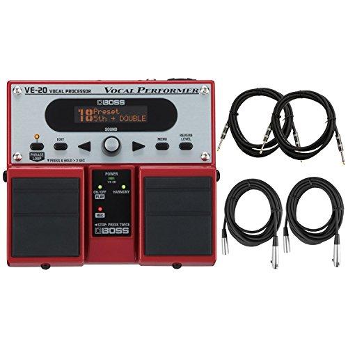 BOSS Audio VE 20 BUNDLE EMC20
