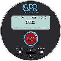 CPR Callblocker V10000 Call Blocker voor vaste telefoons, Dual Mode Bescherming om toe te staan en te blokkeren nummers…