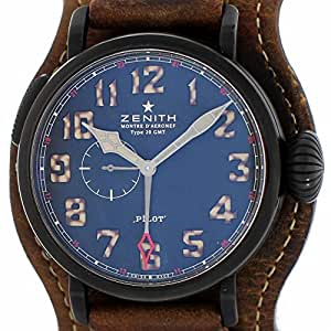 Zenith Pilot Automatic-self-Wind Male Watch 96.2431.693/21.C738 (Certified Pre-Owned)