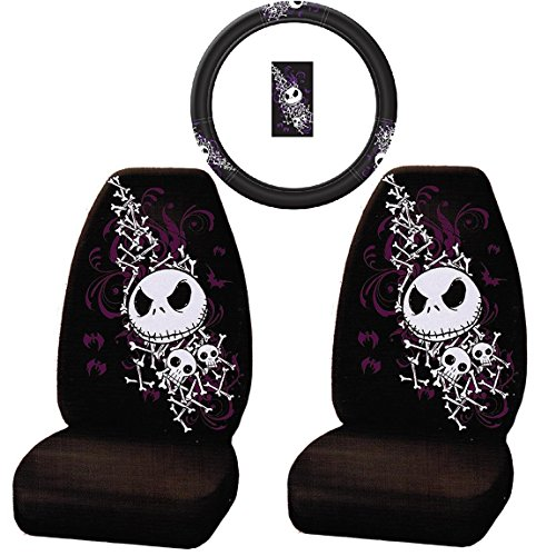 Awesome Well Wreapped 3Pc Nightmare Before Christmas Jack Machost Co Dining Chair Design Ideas Machostcouk
