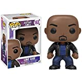 Luke Cage: Funko POP! x Jessica Jones Vinyl Figure + 1 FREE Official Marvel Trading Card Bundle (11098)