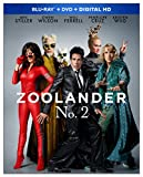 Zoolander 2 [Blu-ray + DVD + Digital HD] (Bilingual)
