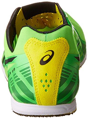 Asics Leggera Da black Atletica Green Uomo Scarpe yellow wrZxr