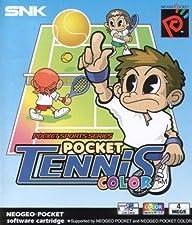 Pocket Tennis (Neogeo) by SNK