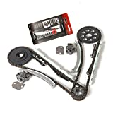 #8: MOCA Engine Timing Chain Kit for 1996-2001 Ford Mustang Expedition F-150 & Mercury Cougar & Lincoln Town Car 4.6L SOHC V8 16V W X - Romeo