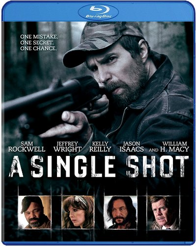 A Single Shot [Blu-ray]