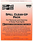 Spill Clean Up Pack from Pac Kit Body Fluid - MS89276 (24 Boxes)