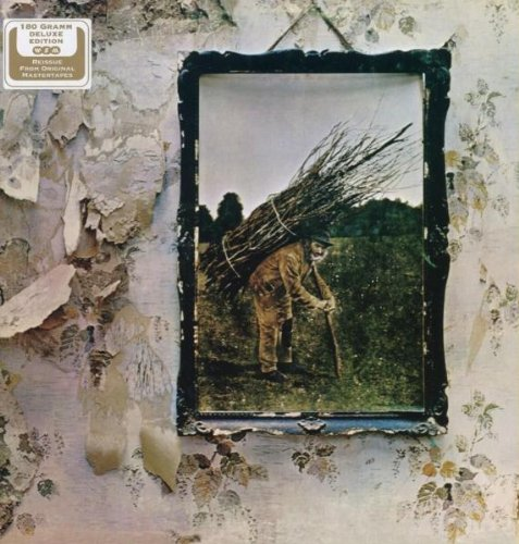 UPC 075678152818, Led Zeppelin IV [Vinyl]