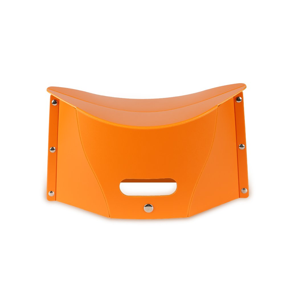 Echeer Folding Step Stool, Kids Adult Foldable Indoor Outdoor Stool for Home, Camping, Travel, Folding Little Chair