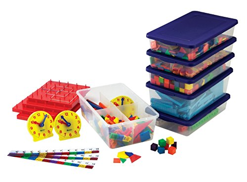 Learning Resources Hands-On Standards Manipulatives Kit: Grades 1-2 by Learning Resources
