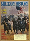 img - for Military History Magazine (October 1993) (Cedar Creek feature) (Volume 10, No. 4) book / textbook / text book
