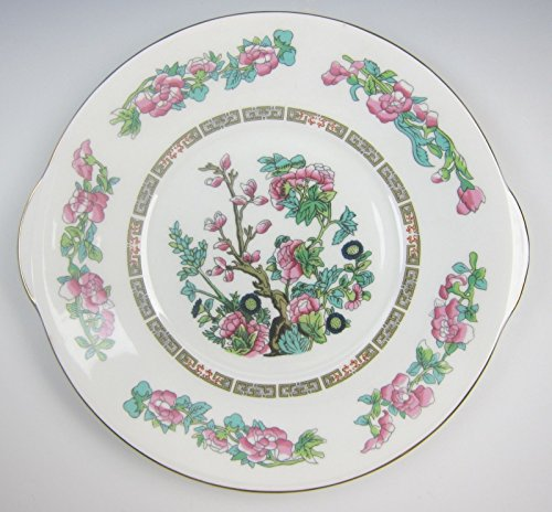 Royal Grafton China INDIAN TREE Handled Cake Plate EXCELLENT