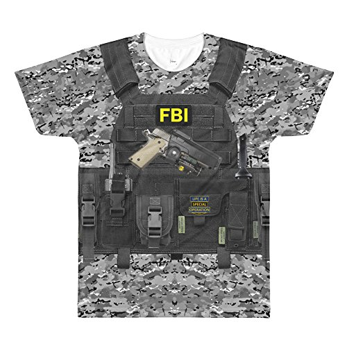 Life is a Special Operation FBI Body Armor - Operations Special Body Armor