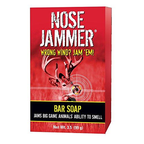 Nose Jammer Natural Scent-Masking Bar Soap