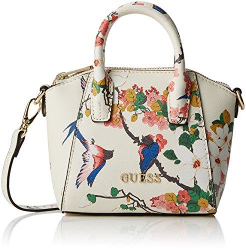 Guess Women's Isabeau Mini Satchel Handbag