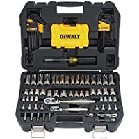 Dewalt Dasco Pro 108-Piece Mechanics Tools Set (DWMT73801)