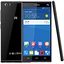 ZTE Star 1, 2GB+16GB 5.0 inch 4G Android 4.4 IPS Screen Smart Phone, Qualcomm Snapdragon MSM8928 Quad Core 1.6GHz, Black