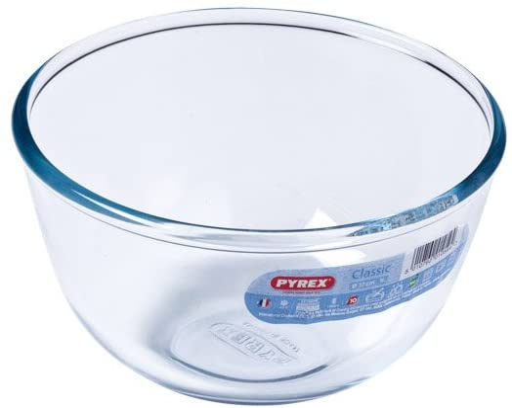 Pyrex Round Glass Bowl