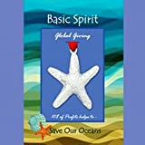 Starfish Global Giving Pewter Ornament by Basic Spirit