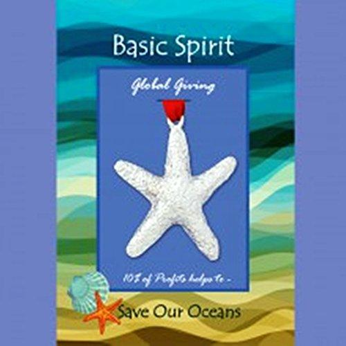 Starfish Global Giving Pewter Ornament by Basic Spirit by Basic Spirit