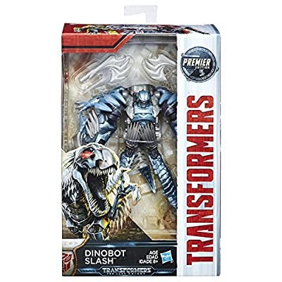 Transformers: The Last Knight Premier Edition from BestGrey