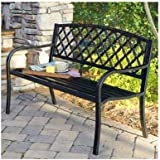 IMPERIAL POWER Latte Back Steel Bench