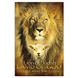 CafePress - Christian Poster: Lion Of Judah, Lamb Of God - 23''x35'' High Quality Poster on Heavy Semi-gloss Paper