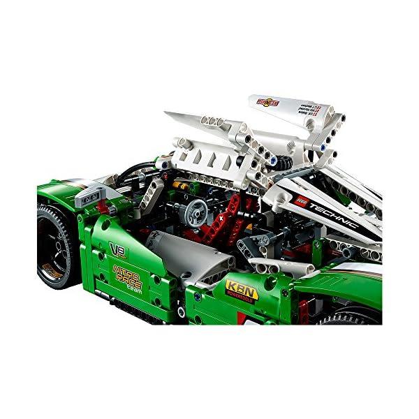 LEGO Technic 42039 - Auto da Corsa 6 spesavip
