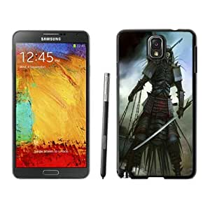 Beautiful DIY Designed With Samurai 2 Cover Case For Samsung Galaxy Note 3 N900A N900V N900P N900T Phone Case CR-547