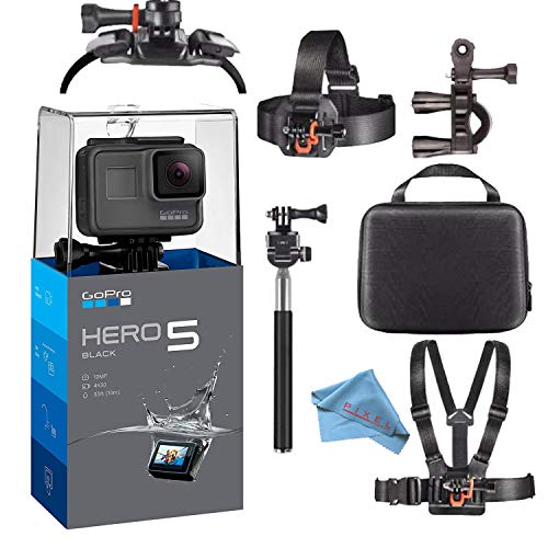 GoPro HERO5 Black Camera Base Bundle