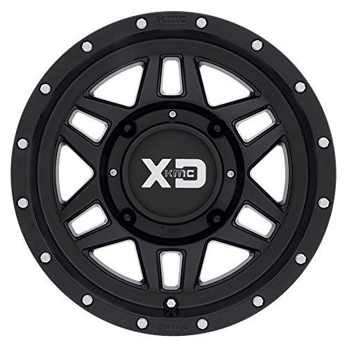 Black Atv Wheel - 1