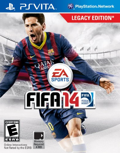 FIFA 14 Legacy Edition - PlayStation Vita by Electronic Arts