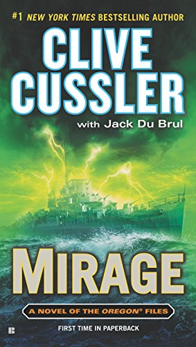 Mirage (The Oregon Files Book 9) (Best Submarine In The World 2019)