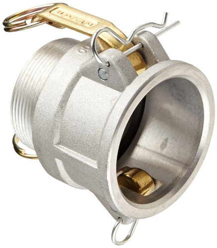 (Dixon G200-B-AL Aluminum A380 Global Type B Cam and Groove Hose Fitting, 2