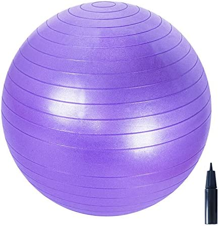 Adeco Static Strength Exercise Stability Ball